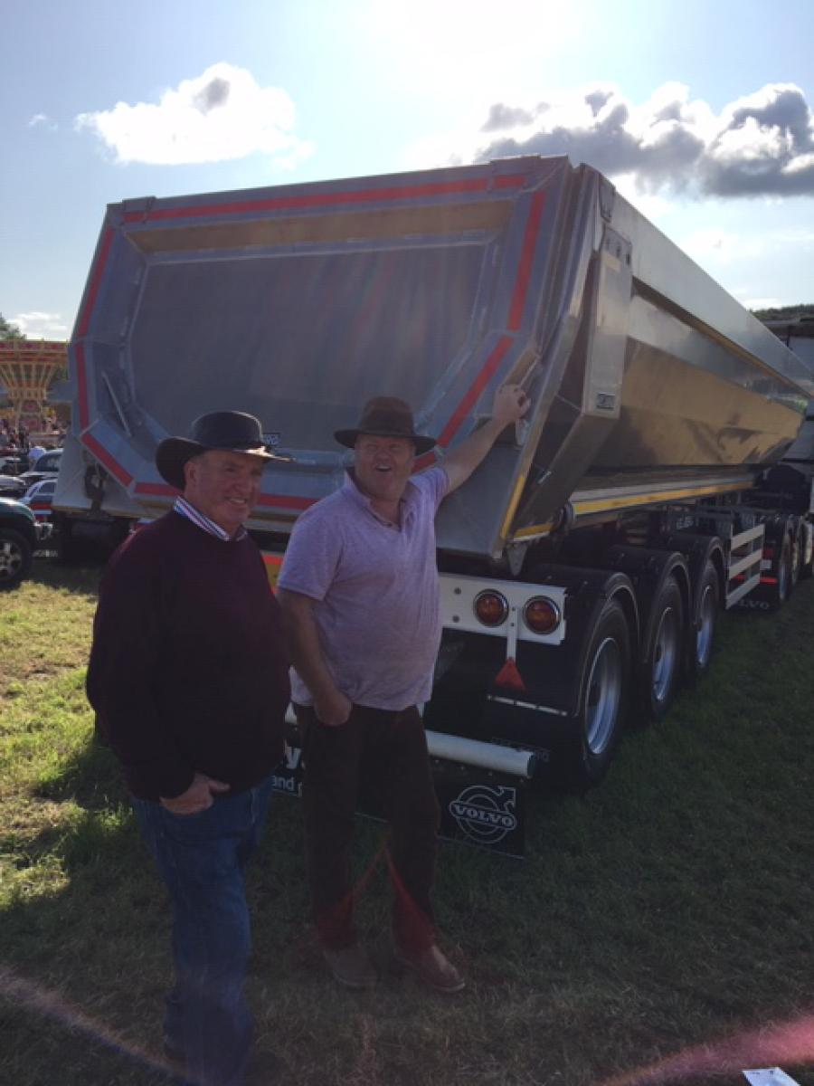 Kel-Berg Ireland attends Tipperary Truck Show 2019
